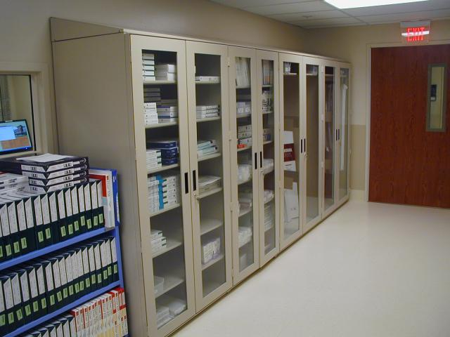 Gallery Part 6 – Medical Supply Storage Cabinets